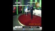 مصاحبه اکبر عبدی با شبکه ماهواره ای پی ان