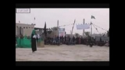 تعزیه روزعاشورا-نحوه به شهادت رسیدن علی اصغر-چاه تلخ 93