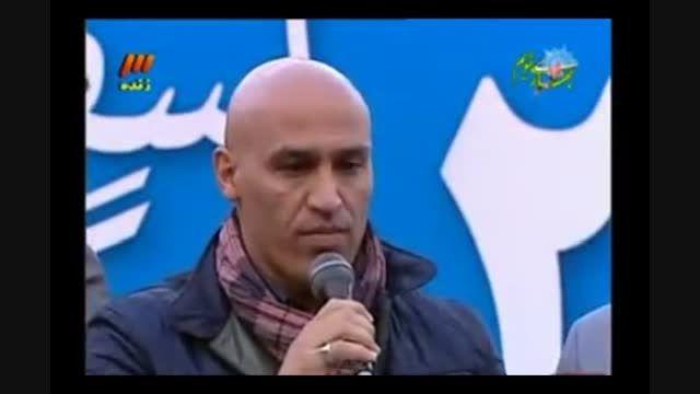 حرف زشت منصوریان روی عرب