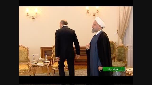 رایزنی های فابیوس در تهران