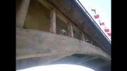پرش وحشتناک از قدیمی ترین پل جهان ( دزفول )