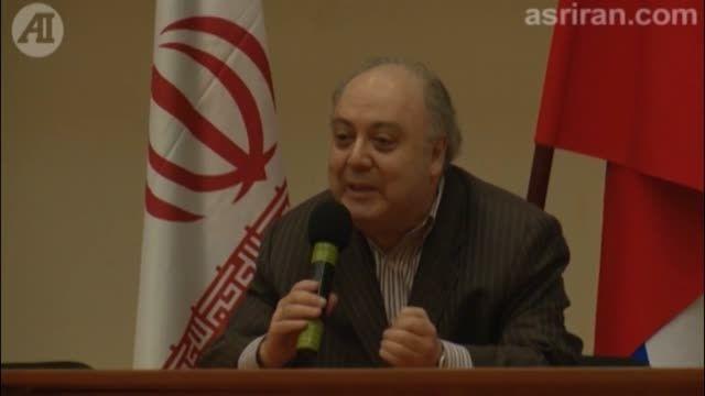 شاید شوخی به نظر برسد اما من ایران را ندیده ام!