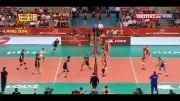 ایران 0 . 3 روسیه والیبال قهرمانی جهان ۲۰۱۴