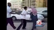 حمله شاهزاده سعودی به یک شهروند