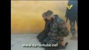 اعدام اعضای داعش توسط النصره+18