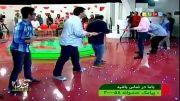 مسابقه طناب کشی با حضور سیامک انصاری