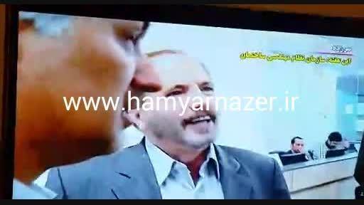 حضور سرزده خبر 20:30 در سازمان نظام مهندسی تهران