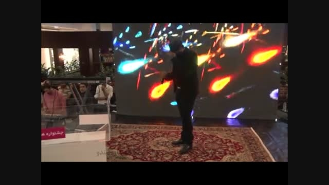 تقلید صدای محمد علیزاده توسط سامان گوران