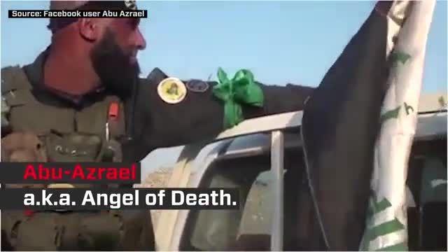 ابوعزرائیل؛ کابوس داعشی ها