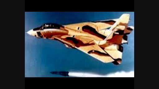تحقیر خلبان عربستان توسط خلبان ایرانی