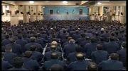 بیانات رهبر انقلاب در دیدار مسئولان و فرماندهان نیروی هوایی ارتش