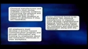 راهنمای مواد شیمیایی خطرناک