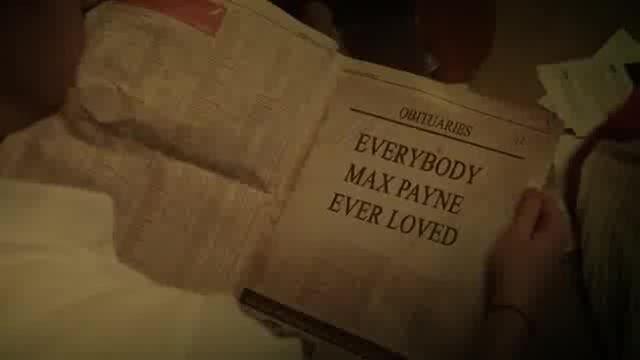 یک روز از زندگی مکس پین در واقعیت!