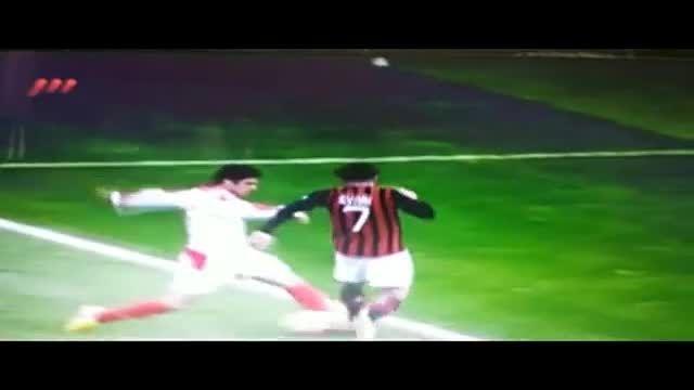 دانلود بازی بارسلونا با گزارش عادل گل پرسپولیس به آث میلان