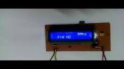 فرکانس متر با avr