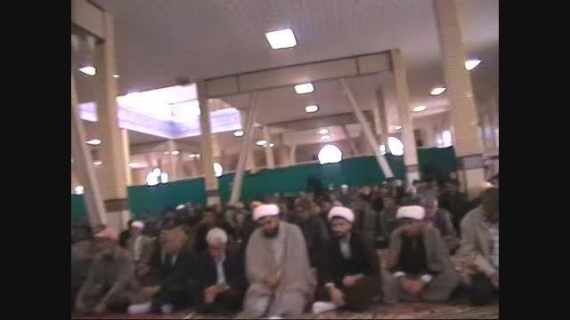 گردهمایی بزرگ ائمه جماعت و هیئت امناء مساجد خراسان رضوی