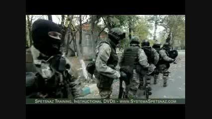 آمادگی اسپیتناس های روسی برای حمله به داعش و جیش الفتح