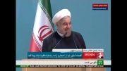 درخواست دکتر روحانی برای رفراندوم