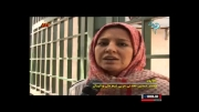 مصاحبه باهمسر مرحوم حسین معدنی قبل از فوت وی.