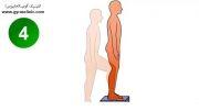 ورزش تقویت عضلات زانو