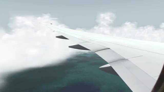 فرود دیدنی بوئینگ 777 در هنگ کنگ