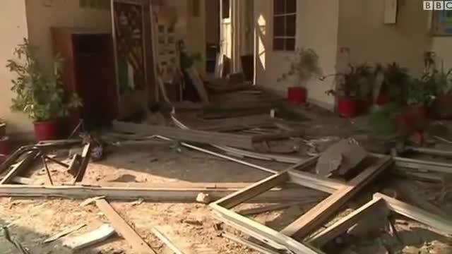 حمله طالبان به مدرسه ای در پاکستان