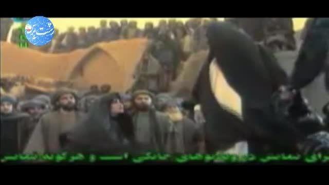 کلیپ زیبایی عاشورائیان حسینی در رشت منتشر شد