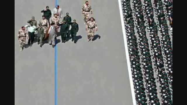 بیانات مقام معظم رهبری دردانشگاه امام حسین «ع» قسمت دوم