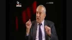 مصاحبه بی بی سی با رئیس سابق سازمان انرژی اتمی