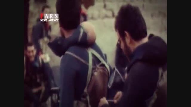 شلیک موشک های بالستیک ایرانی/ تصویر جدیدازموشک ناشناخته