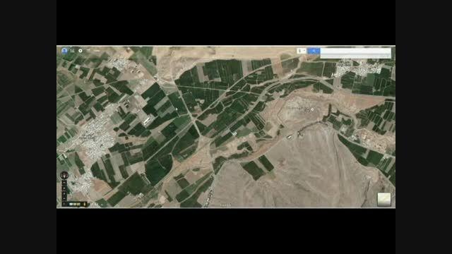 موقعیت جغرافیایی پارسه(تخت جمشید)مهدتمدم مشرق زمین