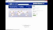 صفحه اول سایت و شبکه اجتماعی فیسنمافولبا