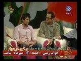 اولین مصاحبه تلویزیونی شاهرخ استخری