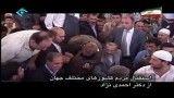 استقبال مردم کشورهای جهان از دکتر احمدی نژاد (2)
