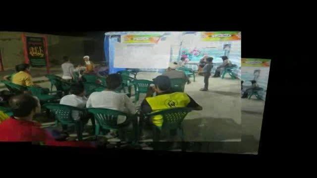 نوروز فاطمی ۹۴ و طرح «آرامش بهاری» در شهر لطیفی