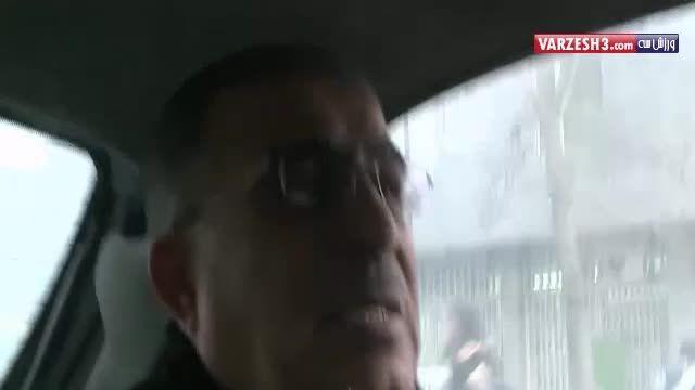 «من ناصر حجازی هستم» - پورتال امروز آنلاین
