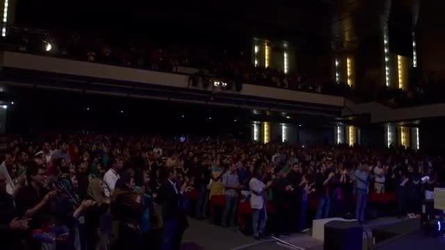 تیزر تصویری کنسرت تهران «کیارش حسن زاده»، «محمدرضا هدای
