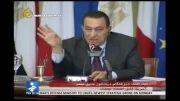 آقای ظریف توجه کن / حسنی مبارک: آمریکا قابل اعتماد نیست
