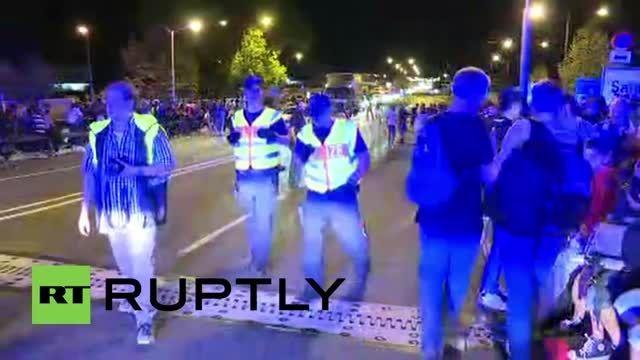 ایرانی ها لابه لای پناهجویان سوری در آلمان
