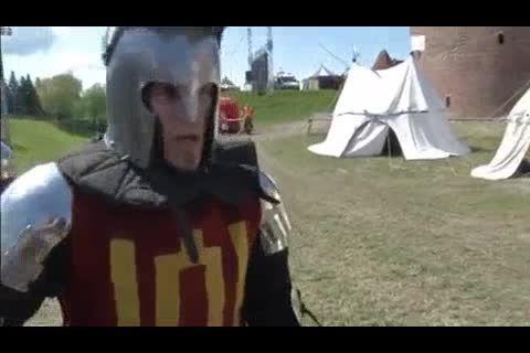 نبرد سربازان قرون وسطایی در لهستان !!!!!!!!!!!!!!!!!