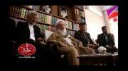 کلیپ دیدار سعید جلیلی با آیت الله مجتهد شبستری امام جمعه تبریز