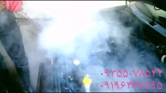 دستگاه تولید بخار-کارواش بخار -بخار شوی با توان بالا