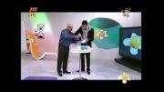 کیک درست کردن علی ضیا و مسعود روشن پژوه