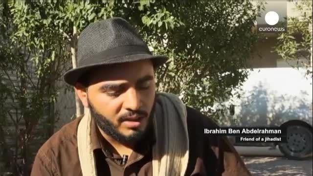 جوانان تونسی به استخدام داعش در می آیند