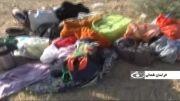 واژگونی اتوبوس در محور شیروان-مشهد