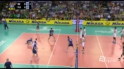 خلاصه والیبال ایران 0 - 3 ایتالیا