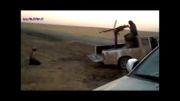 صحنه ای از یک اعدام وحشیانه از سوی داعش + فیلم