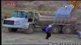 حادثه مضحک در معدن
