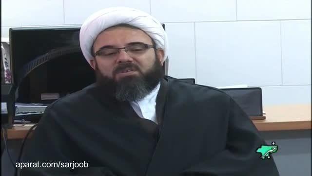 دیدار امام جمعه دولت آباد با کارمندان بنیاد شهید برخوار