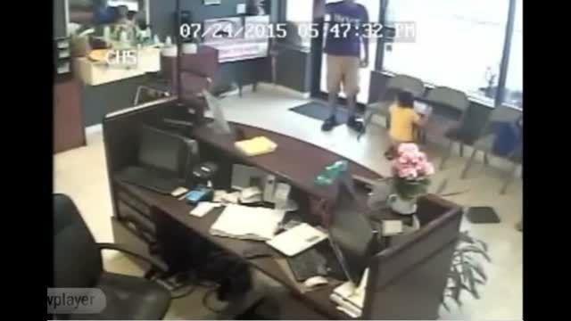 دزدی از یک پسربچه چهار ساله